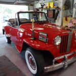 Bullet Proof Jeepster