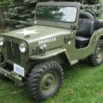 Kaiser Willys Jeep of the Week: 066