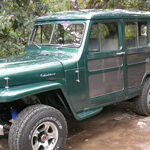 Andino Humberto's Willys Station Wagon