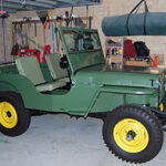 Newest Members Photos: Willys Jeep Blog