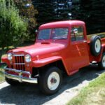 Kaiser Willys Jeep of the Week: 072
