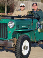 Mike Bowen's CJ-3B Barn Find