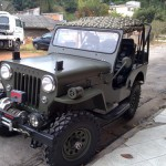 Kaiser Willys Jeep of the Week: 093