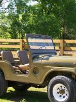 Ron Bradford's 1954 M38A1 Jeep