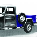 Willys Jeep Parts Q&A: Pick-Up Box Assembly