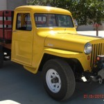 Kaiser Willys Jeep of the Week: 096