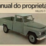 Willys Brazilian Luxo Pickup