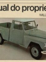 Jean Fabricio - Jeep Luxo Pickup Owner's Manual