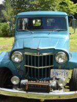 Dan Miller's 1962 Willys Utility Wagon