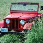 Kaiser Willys Jeep of the Week: 073