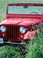Bob & Anne Wieldraayer's 1961 CJ-5 Jeep