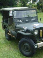 Leon Ramirez's 1952 Willys M38