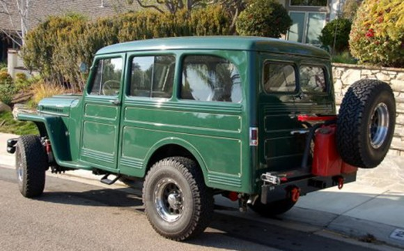 Kaiser Willys Jeep Of The Week 103 Kaiser Willys Jeep Blog