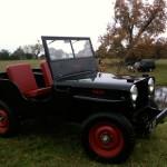Patrick Lamers' 1947 CJ-2