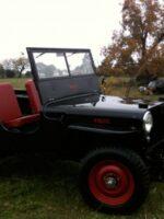 Patrick Lamer's 1947 CJ-2
