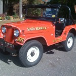 Kaiser Willys Jeep of the Week: 101