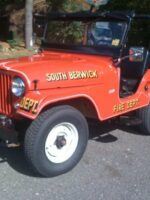 Robert Blundon's Willys CJ-5 Jeep
