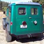 Kaiser Willys Jeep of the Week: 105