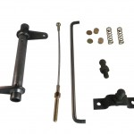 Willys Jeep Parts Q&A: Master Clutch Bellcrank Repair Kit