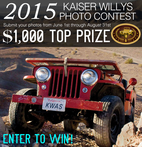 Summer Willys Jeep Photo Contest