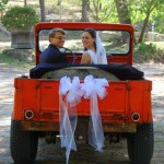Willys Jeep Wedding Gift
