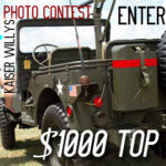 The 2014 Kaiser Willys Photo Contest has Begun!