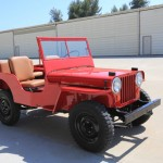 Bruce Overson's Airport Jeep