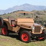 2012 Kaiser Willys Catalog Cover Winner