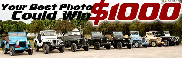 Kaiser Willys Jeep Photo Contest