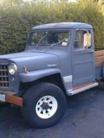 Daniel Dalena's 1951 Willys Pickup