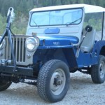 Kaiser Willys Jeep of the Week: 089