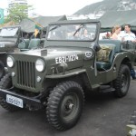 A Willys Jeep Friendship