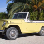 Brief History: Jeepster Commando