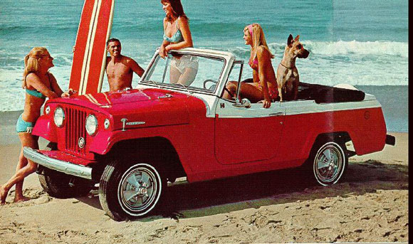brief history jeepster commando kaiser willys jeep blogafter 1971 the jeepster \u201c