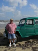 Kristi and Donald Bean's 1958 Willys Station Wagon