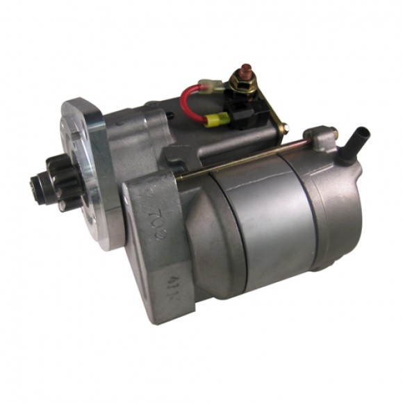 Willys jeep parts q a 12 volt hi torque starter motor for 12 volt high torque motor