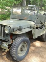 Bruce Street's 1952 Willys M38 Jeep