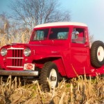 Elmo the Willys Pickup Truck