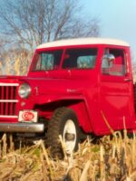 Josh Young's 1954 Willys Truck