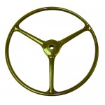 Willys Jeep Parts Q&A: Green Steering Wheel