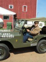 Rich Harding's 1955 M38A1 / CJ-5 Combination Jeep