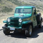 Willys Truck Restoration Project