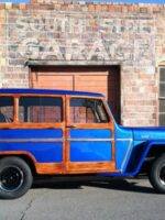 Kelly and Kellie Shaw's 1963 Willys Station Wagon