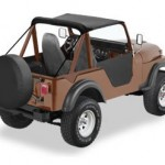 Willys Jeep Parts Q&A: Bestop Traditional Bikini Top