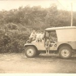 My Father's Willys CJ-5 Jeep