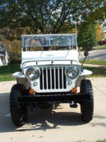 Leif Hubbard's 1948 Willys CJ-2A