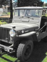 Gary O'Bryan's 1953 Willys CJ-3A