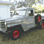 Kaiser Willys Jeep of the Week: 122