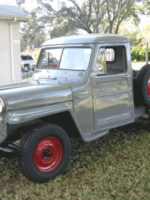 Doug Holdrege's 1950 Willys Truck