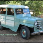 The Restoration of my Willys Station Wagon